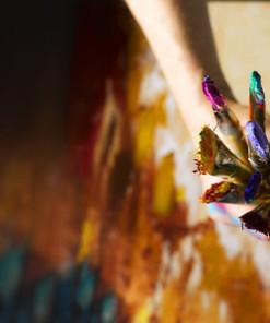 Pinceaux & Couteaux à peindre